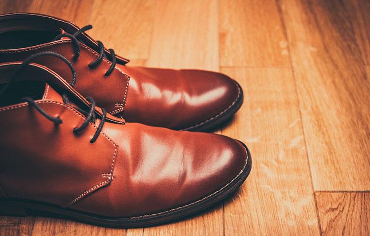 贈り物 靴