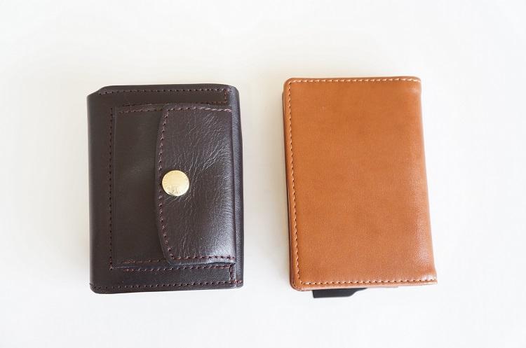 コンパクト財布比較