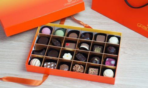 おすすめのチョコレートギフト